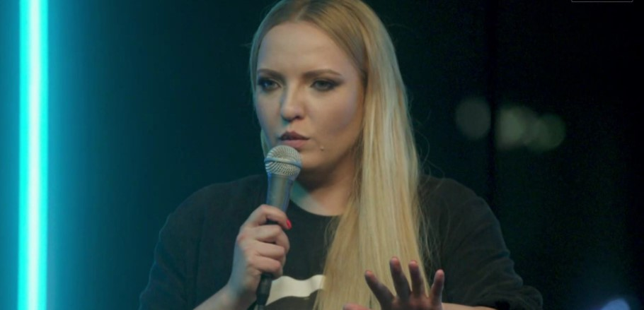 Ирина Мягкова – О выдуманной полноте, больших размерах и каблуках и милом голосе