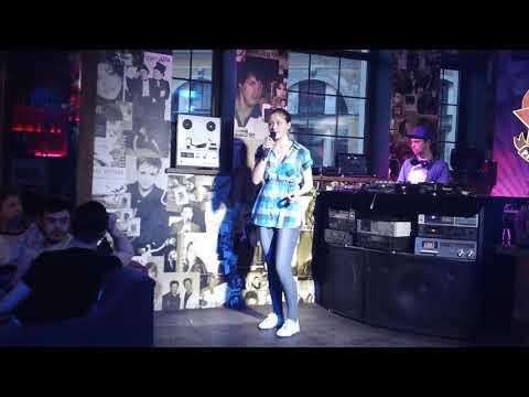 Александра Перевертайло, турнир по стендап-комедии 2013 – Отборочный тур