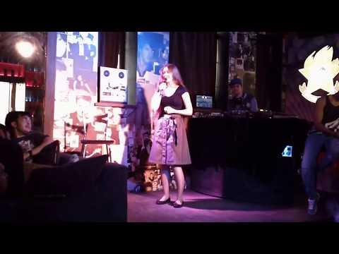 Александра Перевертайло, турнир по стендап-комедии 2013 – 1/8