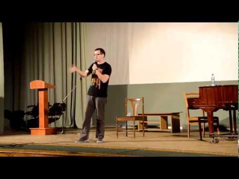 Евгений Соколов, турнир по стендап-комедии 2013 – Отборочный тур