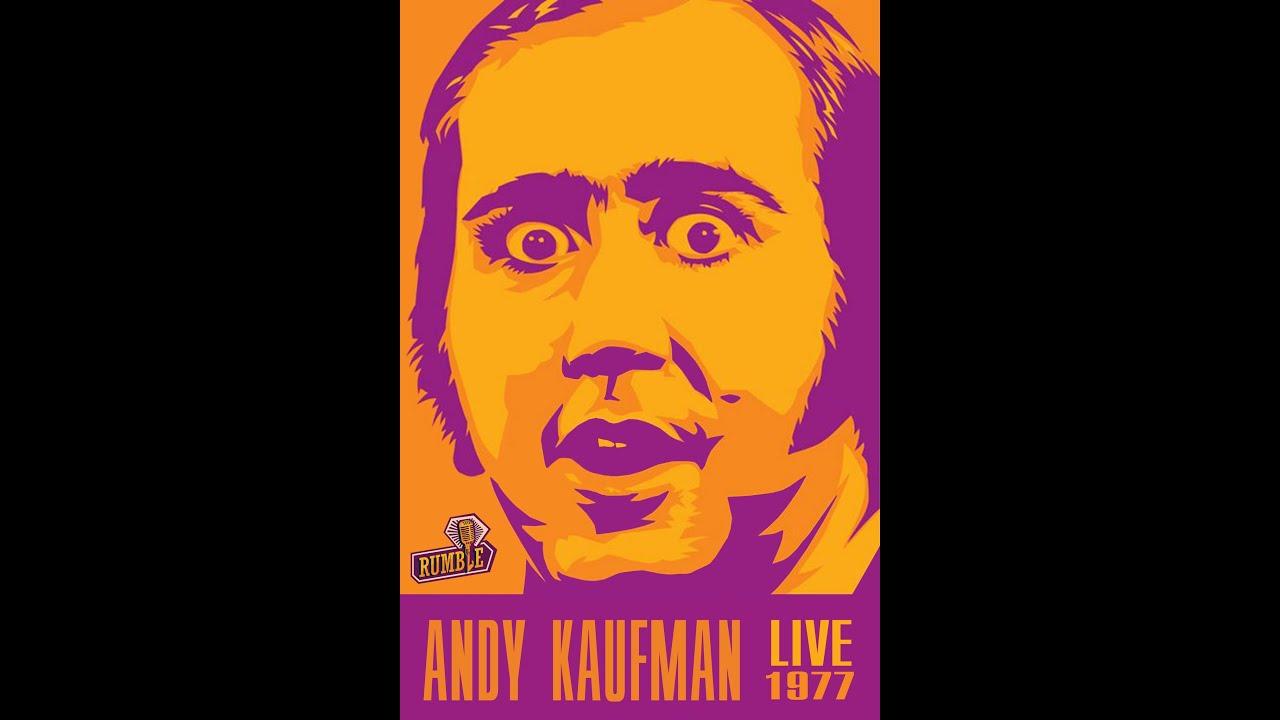 Энди Кауфман – LIVE [1977] Озвучка Rumble