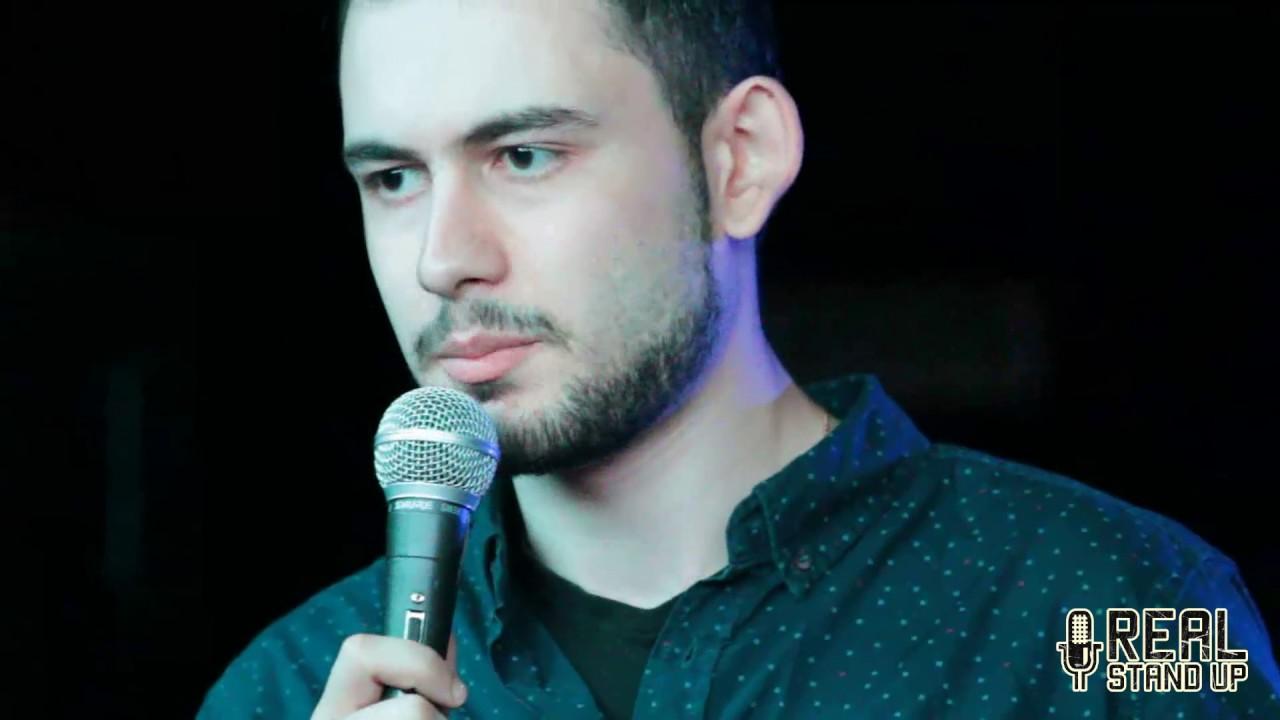 Real Stand Up #39 Артем Калантарян