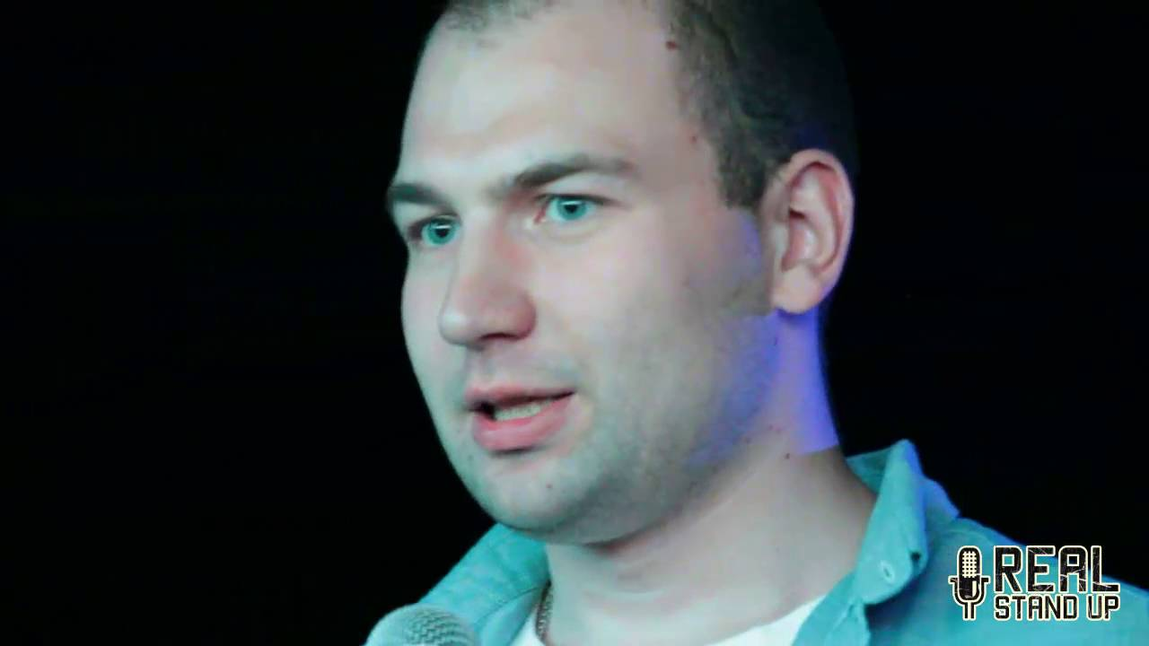 Real Stand Up #21 Максим Хабаров