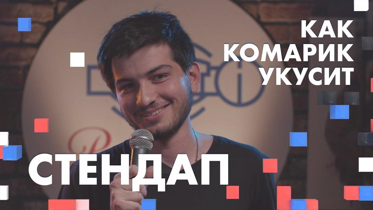 Потому и не кусают | Стендап Михаила Гулакяна