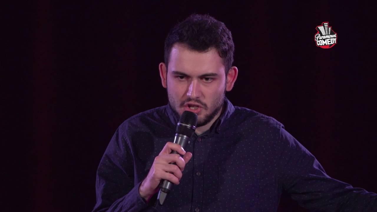 Конкурс стендапа на Paramount Comedy – Артём Калантарян
